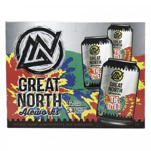 Great North Aleworks Tie Dyed