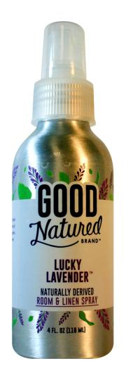 Good Natured Lucky Lavender Room & Linen Spray