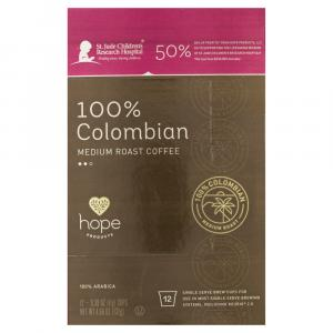 Hope Products Colombian Medium Roast Coffee