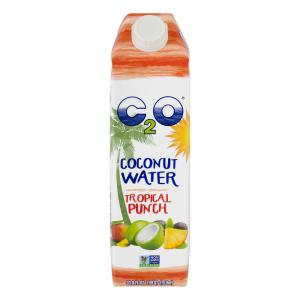 C2o Pure Coconut Water With Tropical Punch