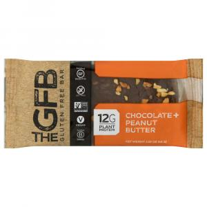 The Gluten Free Bar GFB Chocolate Peanut Butter