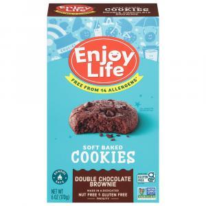 Enjoy Life Double Chocolate Cookies