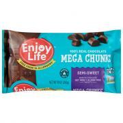 Enjoy Life Semi-Sweet Mega Chunks Gluten Free