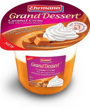 Ehrmann Grand Dessert Caramel Creme