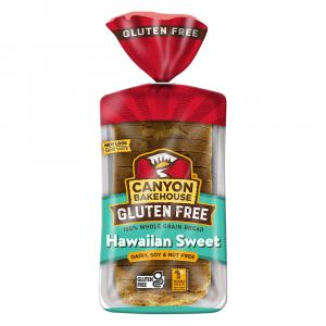 Canyon Bakehouse Gluten Free Sweet Hawaiian Bread