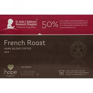 Hope Products French Roast Dark Blend Coffee