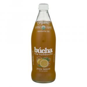 Bucha Organic Yuzu Lemon Kombucha Tea