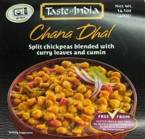 Taste Of India Chana Dhal