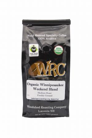 Woodshed Roasting Company Winnipesaukee Weekend Blend Coffee