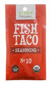 Riega Organic Fish Tacos Seasoning No.10