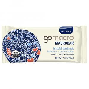 Go Macro Organic Blueberry Cashew Butter Bar