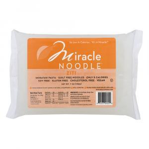 Miracle Noodle Ziti Shirataki Pasta