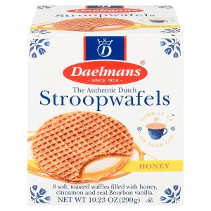 Daelman's Honey Stroopwafels