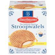 Daelman's Honey Stroopwafels