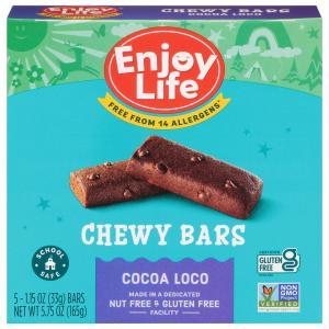 Enjoy Life Coco Loco Snack Bars
