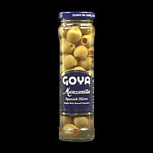Goya Stuffed Manzanilla Olives