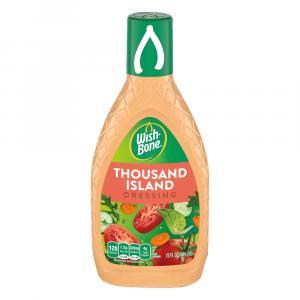 Wish-Bone Thousand Island Salad Dressing