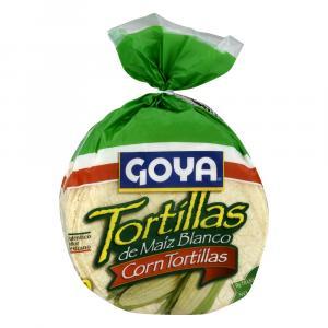 Goya White Corn Tortillas