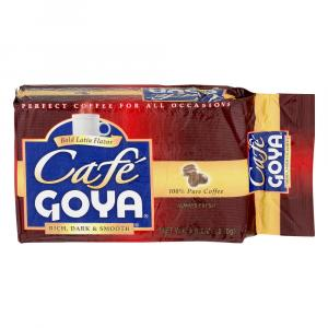 Goya Cafe 100% Pure Coffee