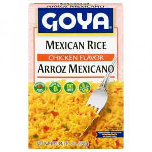 Goya Mexican Rice Mix