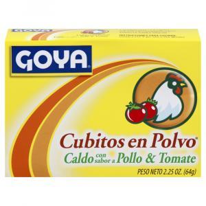 Goya Chicken & Tomato Bouillon Cubes