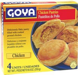 Goya Chicken Pastries