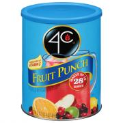 4C Fruit Punch Mix