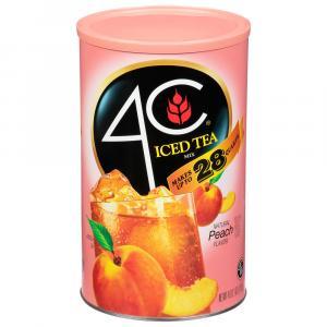 4C Peach Ice Tea Mix