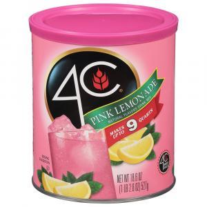 4C Pink Lemonade Drink Mix