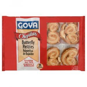 Goya Orejitas Butterfly Pastries