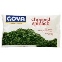 Goya Chopped Spinach