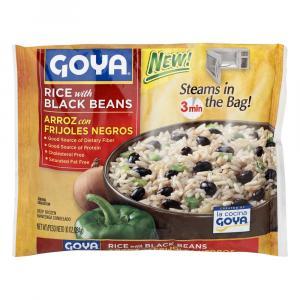 Goya Rice with Black Beans