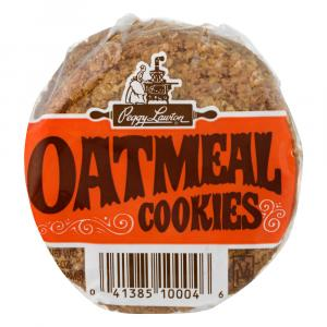 Peggy Lawson Oatmeal Cookie