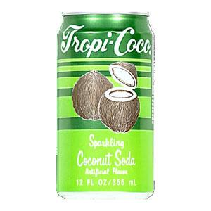 Tropi-Coco Soda