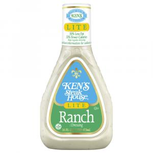 Ken's Lite Ranch Salad Dressing