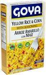Goya Yellow Rice and Corn