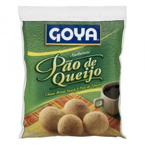 Goya Pao de Queijo Cheese Bread Snack