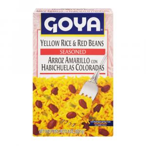 Goya Red Beans & Yellow Rice Mix