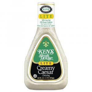 Ken's Lite Creamy Caesar Salad Dressing