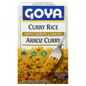 Goya Curry Rice