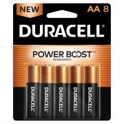 Duracell Coppertop Saver AA Batteries