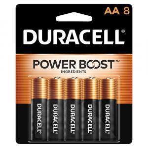 Duracell Coppertop Saver AA Batteries