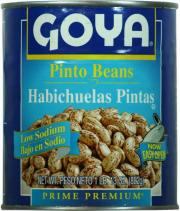 Goya Low Sodium Pinto Beans