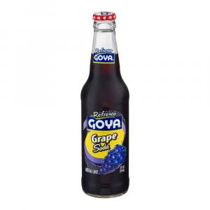 Goya Grape Soda