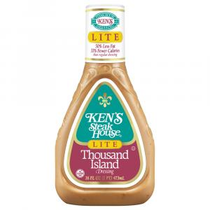 Ken's Lite Thousand Island Salad Dressing