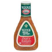 Ken's Zesty Italian Salad Dressing