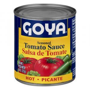 Goya Tomato Sauce Hot Picante