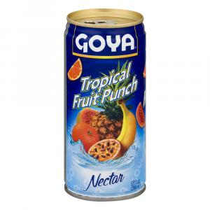 Goya Troical Fruit Punch Nectar