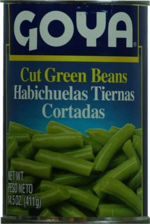 Goya Cut Green Beans