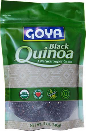 Goya Organic Black Quinoa